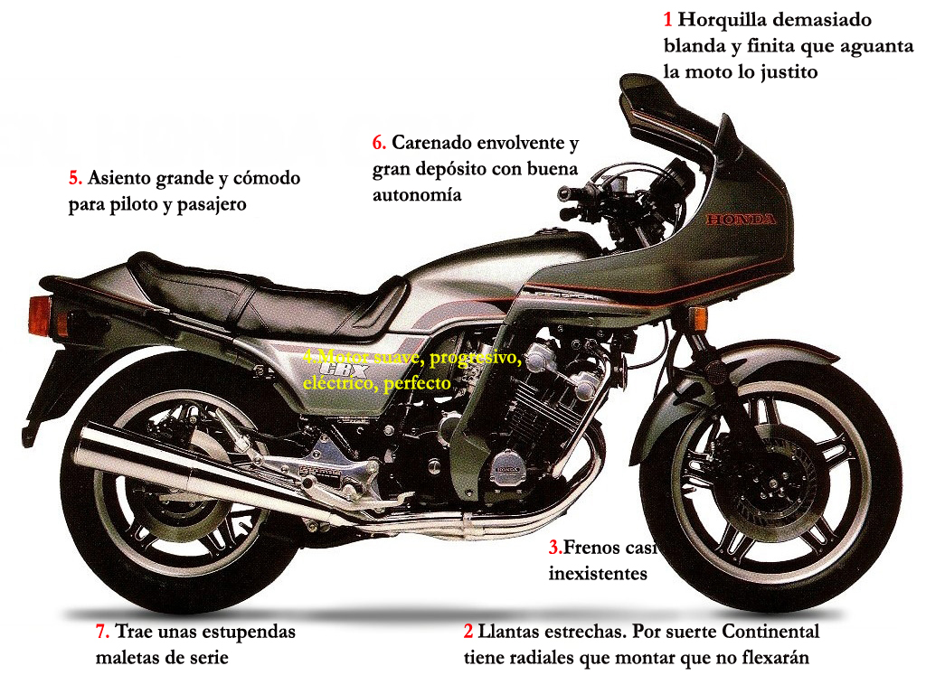 Honda CBX1000 81  1 copia